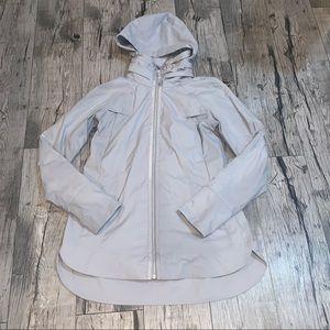 Silver Fox Lululemon Size 4 Fo Drizzle Jacket